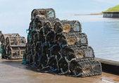 Botes de pesca. — Foto de Stock