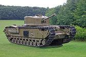Military Tank. — Stock Photo