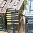Stock Photo: World War Two Ammunition