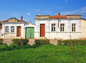 Old houses of Evpatoria, Crimea, Ukraine — Stock Photo