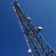 Broadcasting tower — Stock Photo #5436510