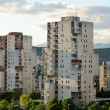 Stock Photo: Residential buildings