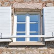Stock Photo: Open Mediterranewindow