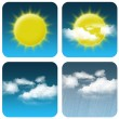 Weather Icon — Stock Photo #5941323