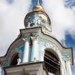 St. Nicholas cathedral. Saint-Petersburg, Russia — Stock Photo