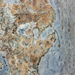 Royalty-Free Stock Photo: Blue and red granite Texture