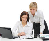 Women in the office — Stock Photo