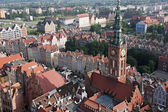 Gdansk — Foto Stock