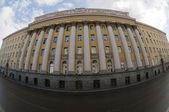 Moskau, snamenka st. — Stockfoto
