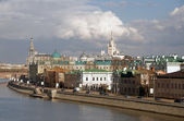 Moscow. Sofiyskaya embankment — Stock Photo
