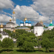 The Holy Trinity-St. Sergius Lavra. — Stock Photo