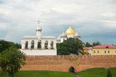 Kremlin, velikiy novgorod, rússia — Foto Stock