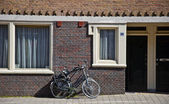 Dutch Bicycle — Stock Photo