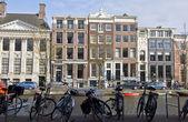 Amsterdam Amsterdam residential houses — Stock Photo