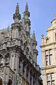 Architecture of Brussels — Stock Photo