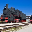 Steam locomotive — Stock Photo #6460129