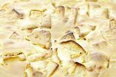 Background apple pie — Stock Photo