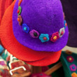 图库照片: Colorful hats