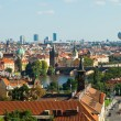 View of Prague - Stock Photo