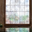 Beautiful stained glass — Stock Photo #6071022