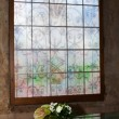 Beautiful stained glass — Stock Photo