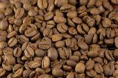 Antecedentes de los granos de café — Foto de Stock