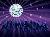Disco Dance — Stock Photo