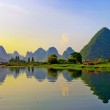 Li River in Yangshuo — Stock Photo #6735501