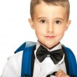 Portrait of elementary school boy — Stock Photo #6160677