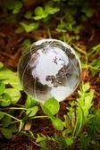 Clean world — Stock Photo