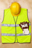 Safety construction — Stock Photo