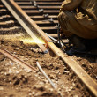 Railroad maintenance - Photo