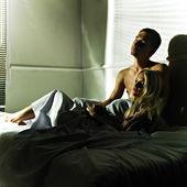 ベッドの上 — ストック写真