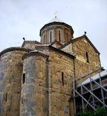 Metekhi świątyni, tbilisi, gruzja — Zdjęcie stockowe