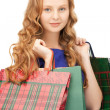 Shopper — Stock Photo #5395297