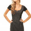 Lovely woman in shades — Stockfoto #5452020