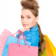 Shopper — Stock Photo #5492240