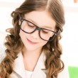 Elementary school student - Stock Photo