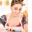 Housewife - Foto Stock