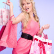 Shopper — Stock Photo #5502371