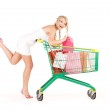 Shopper — Stock Photo #5517510