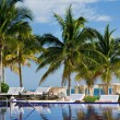 Tropical resort — Stockfoto #5524905
