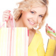 Shopper — Stock Photo #5533312
