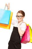 買い物客 — ストック写真