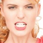 Unhappy woman — Stock Photo #6052334