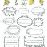 Doodle frames. — Stock Vector #5856473