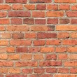 Red Brick Seamless Texture — Stock Photo