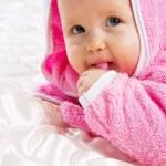Baby portrait — Stock Photo #5759279