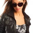 Girl in sunglasses — Stock Photo #5759398