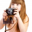Young photograther — Stock Photo